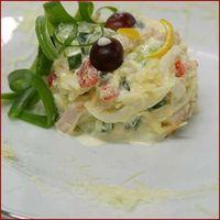 Простые рецепты вкусных салатов. Вегетарианская кухня