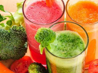 Овощные соки для красоты и здоровья