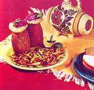 Вкусный рецепт второго блюда из рыбы. Национальная украинская кухня