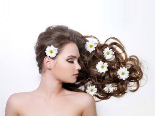 Травяная косметика для укрепления волос