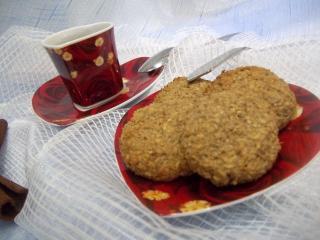 Домашнее овсяное печенье. Рецепт с фото