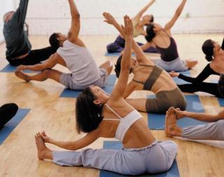 Физические упражнения для усталой спины