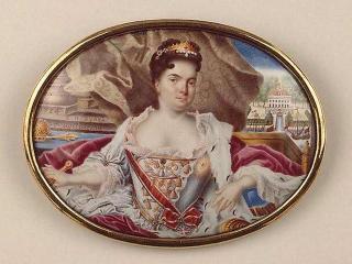 Екатерина I. Триумф лифляндской прачки