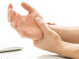 Кистевой туннельный синдром. Болевые ощущения снимет йога