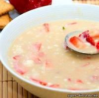 (Рецепты холодных супов)