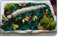 Праздничные рецепты блюд из рыбы к Рождеству и Новому году