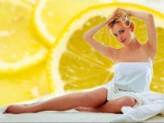 Натуральная косметика. Лимон в рецептах красоты