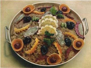 Солянка рыбная из осетрины - рецепт с фото