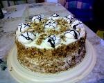 Рецепты новогодних тортов