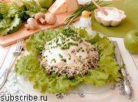 готовим быстро и вкусно рецепты салатов