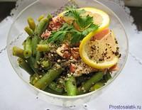 (Рецепты рыбных салатов)