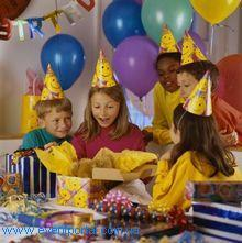 Как сделать праздник для детей веселым