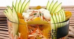 (Рецепты салатов из читательских рецептов)