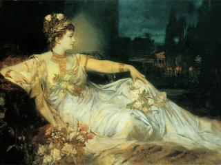 История  моды. Валерия Мессалина - самая известная модница древнего Рима
