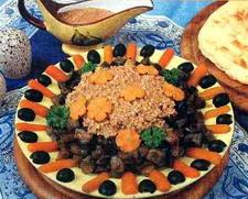 Постный рецепт овощного блюда