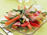 Как приготовить вкусный рыбный салат