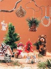 Украшение дома и праздничного новогоднего  стола