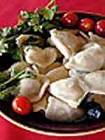 ( Вкусный рецепт вареников национальной украинской кухни)