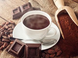 О пользе кофе и какао и других кофеинсодержащих продуктов (здоровое и лечебное питание)