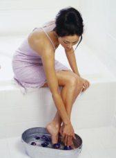 Диагностика по мозолям на ногах
