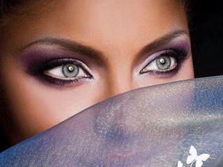 Правила макияжа. Макияж глаз (я самая красивая)