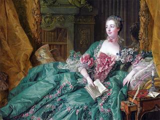 История моды. Мода эпохи рококо (1730-1789)