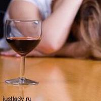 Семейные проблемы: женское пьянство