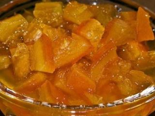 Варенье из кабачков - оригинальный рецепт