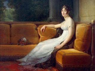 История моды. Мода в стиле «ампир» (1804~1815)