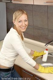 Умелое домоводство: делаем уборку кухни