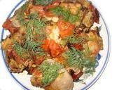 Мясо с орешками – кулинарный рецепт