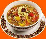 Вкусный рецепт супа из курятины. Из секретов национальной кухни Франции.