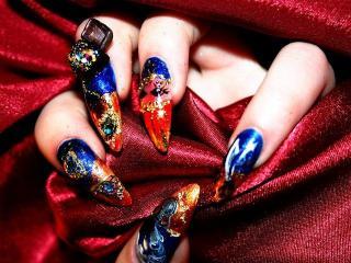 Нейл арт, или  художественная роспись ногтей