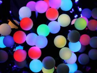 Как украсить елочную гирлянду к Новому году и к Рождеству