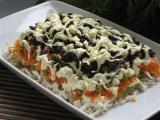 Рецепты куриных салатов