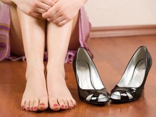 Успокаивающие лечебные ванночки при усталости ног (уход за ногами)
