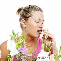 Аллергия не дремлет