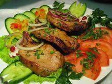 (Вкусный рецепт второго блюда. Блюдо из мяса  из итальянской национальной кухни)