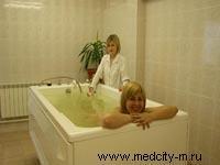Остеохондроз. Лечебные ванны при остеохондрозе