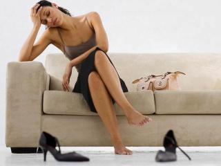 Если ваши ноги устали. Полезные советы для снятия усталости ног