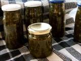Домашние заготовки огурцов на зиму