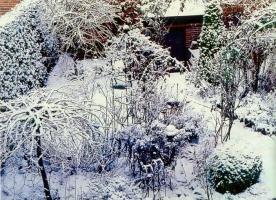 Работа на садовом участке
