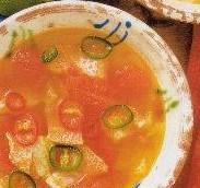 (Рецепты рыбных супов. Немецкая кухня)
