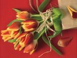В Россию праздник пришёл в 1913 году. 8 марта (по старому стилю 23 февраля) праздновали популярный в западных странах День 8 марта.