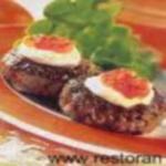 (Праздничный вкусный рецепт второго блюда. Блюдо из фарша)