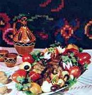 Блюда из печени. Национальная молдавская кухня