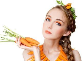 Натуральная косметика. Морковь для красоты вашей кожи