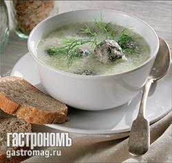 (Вкусный быстрый рецепт супа. Детское меню)