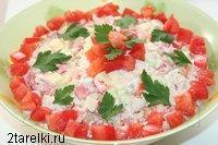 (Рецепты вкусных салатов)
