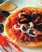 (Рецепты пиццы итальянской кухни)